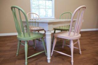 Pottery Barn Kids Carolina Small Craft Table Chairs
