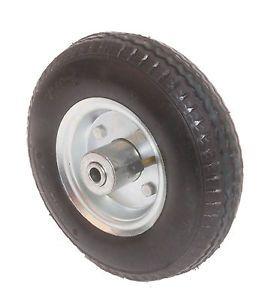 8 Pneumatic Tire Air Filled Hand Truck Wheel Handtruck