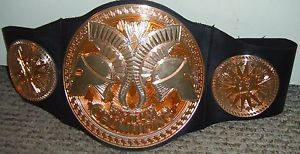 WWE Unified Tag Team Championship Title Kids Toy Belt Wrestling Mattel WWF