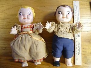 Campbell Soup Kids Dolls