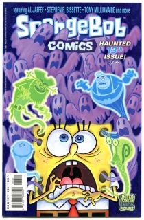Spongebob 13 NM Square Pants Bongo Cartoon Comic 2010 More in Store