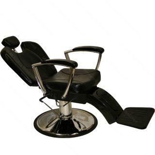 Inkbed Tattoo Hydraulic Reclining Barber Chair Recline Ink Bed Salon Equipment
