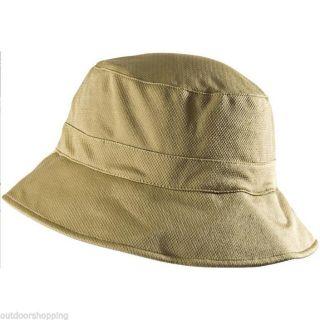 0532284c9e185 ... Grabber Outdoors Khaki Magic Cool Bucket Hat Medium Large UPF 50 UV  Protection ...