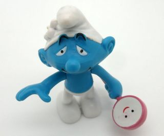 New 10pcs The Smurfs Action Figure Toy Set