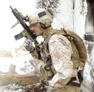 1 6 New Navy Seal Hot Toys City Dragon MK14 MOD1 Rifleman Full Display Kid Gift