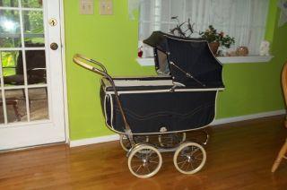 Rex Stroll O Chair Vintage Baby Stroller