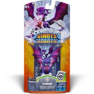 Cynder Figure Series 2 Skylanders Giants Character Volts Lightning SEALED 047875850002