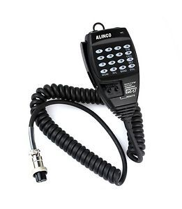 Handheld Speaker Mic Microphone Headset for Alinco DTMF 8 Pin New EMS 57 J0140A