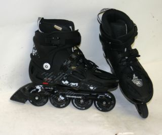 Rollerblade Twister 80 Urban Inline Skates Size 12 0 Lightly Used 2013