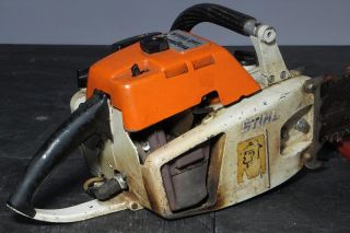 Stihl 041 Farm Boss Chainsaw for Parts or Repair