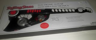 Rolling Stone Electronic Guitar Children's Toy Electric Keyboard Drum Sounds