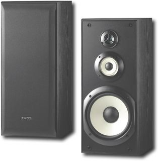 Sony SS B3000 Speakers Book Shelf Stereo or Home Theater Pairs SSB3000 120 Watts