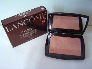 Lancome Star Bronzer Intense Bronzing Powder Glowing Tan SPF 10 01 Eclat Dore