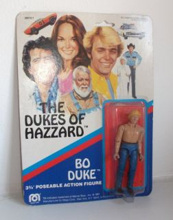 "1981 Mego The Dukes of Hazzard "" Bo Duke "" MOSC"