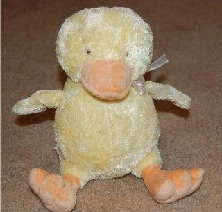 Kids Preferred Musical Duck Plush Toy Baby Lovey