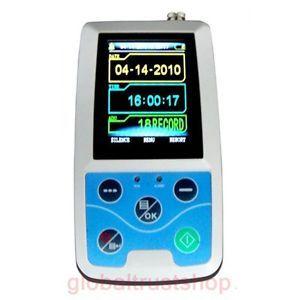 ABPM Ambulatory Blood Pressure Monitoring System Mapa Monitor Home Health Care