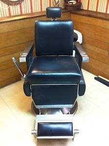 Paidar Barber Chair