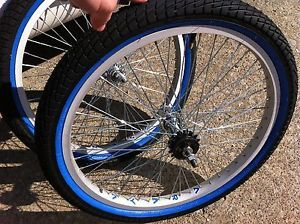 Alex x Rims Alloy Araya Sticker Decals Kenda Tires Joytech Hubs Old School BMX