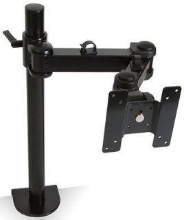 PC Computer LED LCD Monitor Desk Mount Stand Heavy Duty Adjustable Vesa 75 100