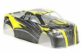 1 10 Scale RC Monster Truck Body w Decal Sheet
