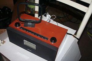 Sony XDR S3HD XDR S3HD Am FM Digital HD Radio Tuner Stereo Speakers Home Audio