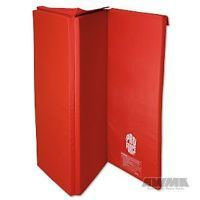 Martial Arts Mat MMA Wrestling Equipment Gear 4x6 Red