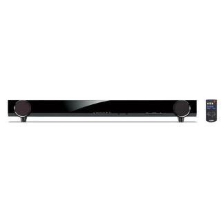 Yamaha YAS 101BL Air Surround Xtreme Front Surround System High Gloss Black