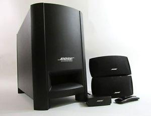 bose cinemate series ii setup on popscreen. Black Bedroom Furniture Sets. Home Design Ideas