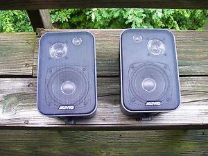 AUVIO Speakers Indoor Outdoor Model 07A10 40 292 100 Watt Max