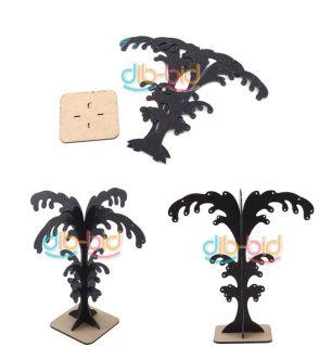 Earring Rack Jewelry Holder Display Tree Stand Hanger