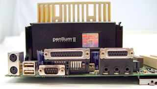 Intel SE440BX ATX Motherboard E139761 Dell AA 696071 408 Pentium II 400MHz