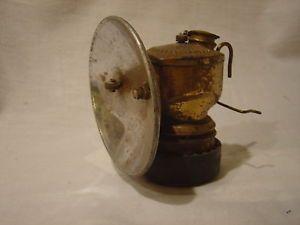 Justrite Carbide Lamp Mining