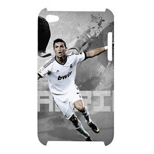 New Cristiano Ronaldo Custom Apple iPod Touch 4G Hardshell Case Soccer Player