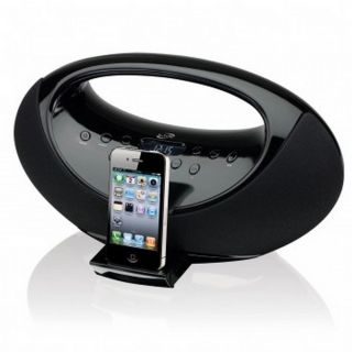 Speakal Icrystal iPod Docking Station System with Accessory Kit ...