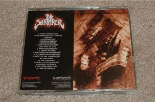 Dr Shrinker Grotesque Wedlock CD Autopsy Death Entombed Obituary Deicide Demigod