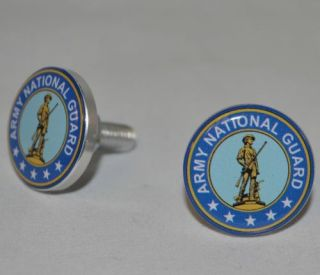 2 Polished Billet National Guard Motorcycle License Plate Frame Bolts Lic Screws