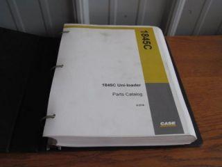 Case Parts Catalog 1845C Uni Loader Skid Steer 8 2316 N 13