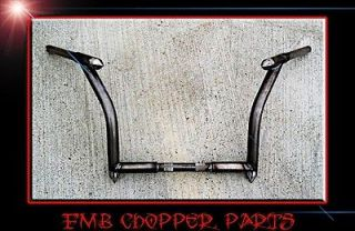 "13"" HELLBENT Monkey Custom Ape Hanger Handlebars for Road Kings"