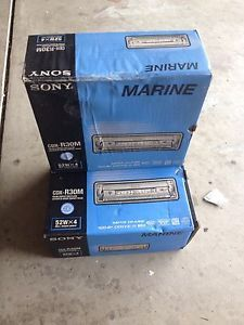 182255673_sony cdx r30m marine stereo nice conditions look sony cdx gt300 wiring diagram on popscreen wiring diagram for sony cdx r30m at n-0.co