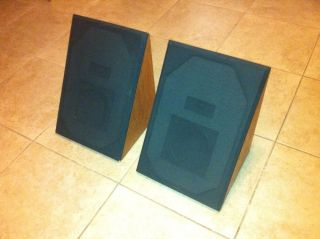 Spica TC 50 Loudspeakers w Orig Audax Polydax Drivers Low Serial Numbers 0900