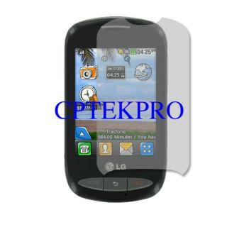 New LG 800G LCD Screen Gaurd Protector Cover LG800g