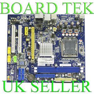 Foxconn MCP73M04 Socket 775 Motherboard