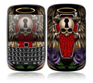 WL2 Blackberry Bold Decal Skin Sticker Cover Traditional Tattoo 2