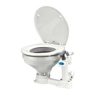 Jabsco Regular Bowl Manually Operated Marine Toilet Double Acting Piston Pump