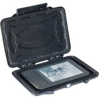 Pelican 1055cc Watertight SS Crush Resistant E Reader Case w Liner