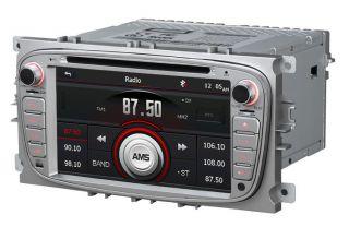 Autoradio DVD GPS Navi BT iPod Radio DVR Player Ford Mondeo Focus s Max Galaxy