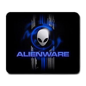 New Alienware Alien Skull Eyes Area 51 Optical Large Laptop Gaming Mouse Pad Mat