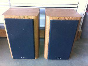 Infinity RS 2000 Bookshelf Speakers USA
