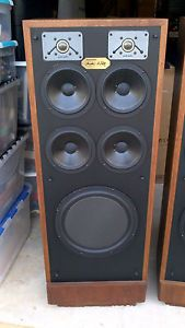 Polk Audio SDA 1 SDA1 Speakers SDA 1A Signature Series Monitors Will SHIP