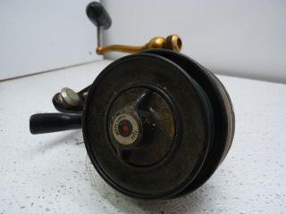 Vintage Penn 706Z Metal Saltwater Spinning Reel